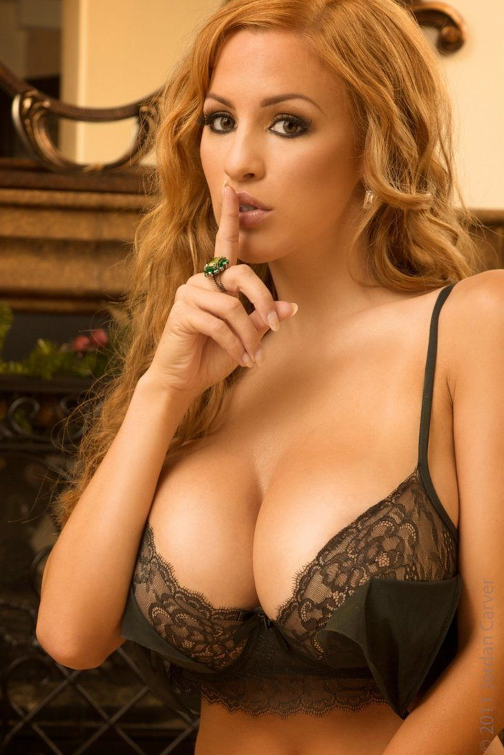 f81db78876 Rascal pick - Jordan Carver - Busty Beauty - Strawberry Blonde Sexy Lingerie