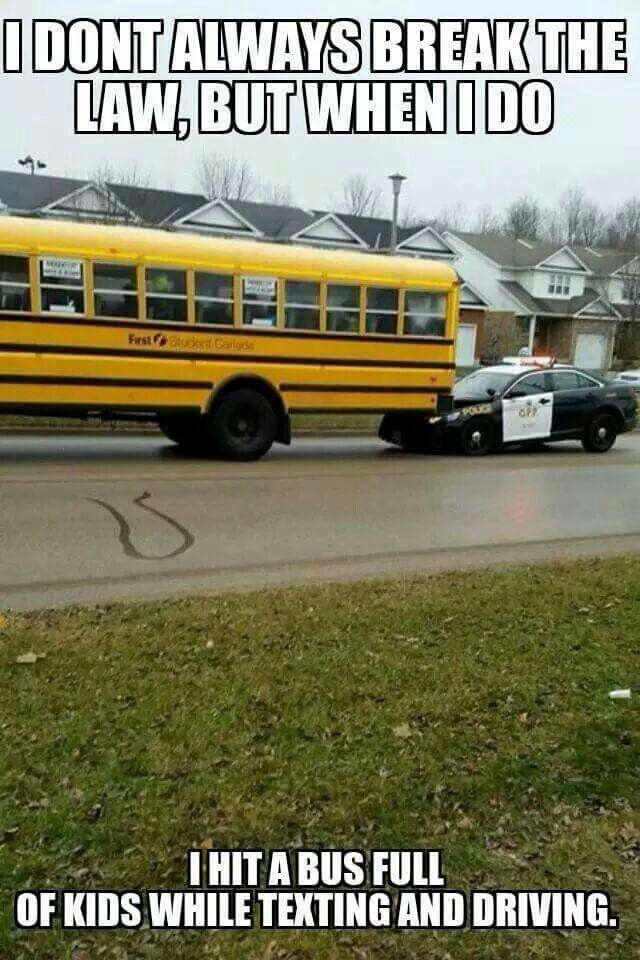 Hit By A Bus Funny : funny, Logic., Funny, Pictures,, Photos,, Pictures, Fails