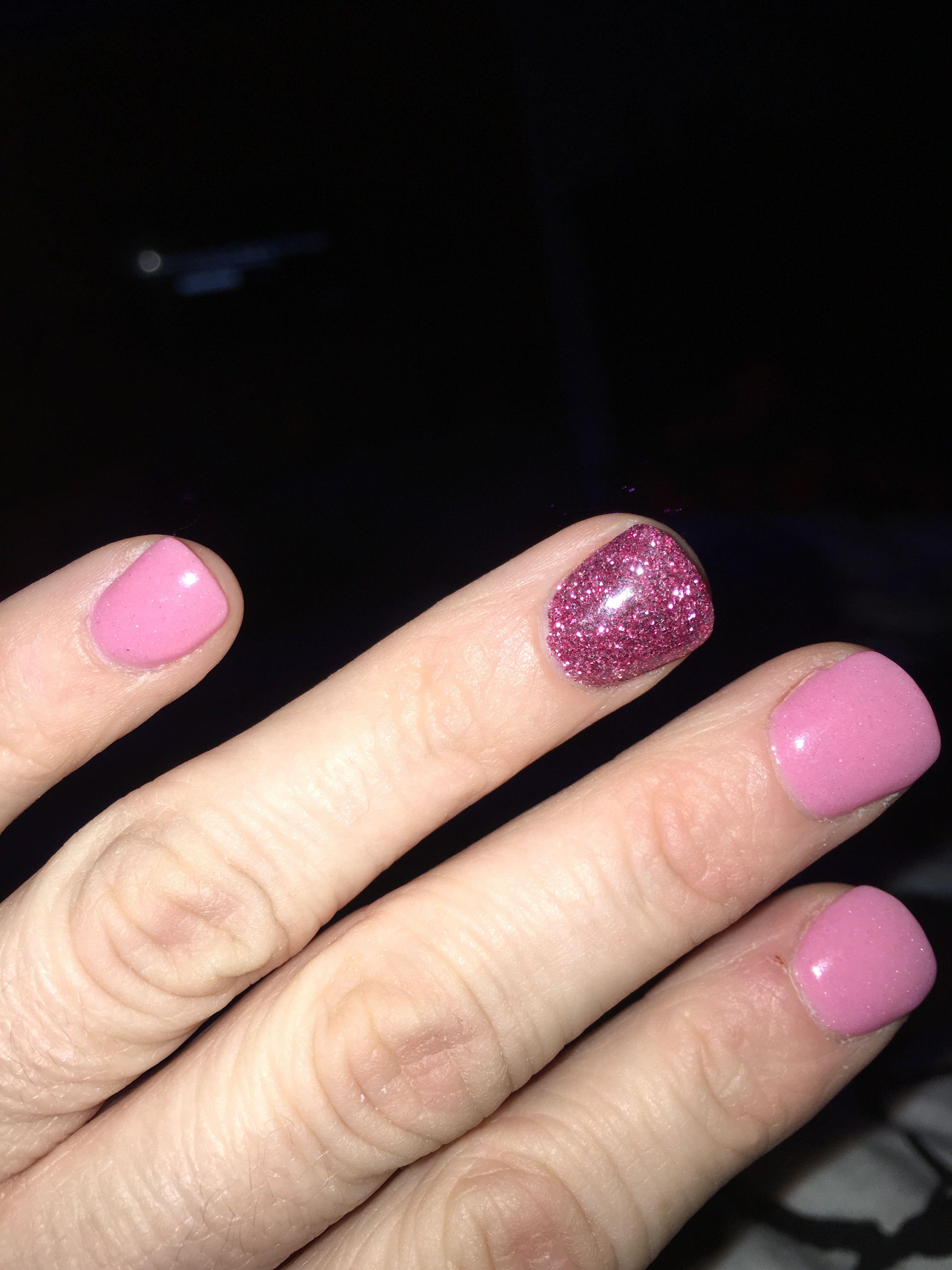 Sns nail powder dip valentines | Pretty :) | Pinterest | Sns nail ...