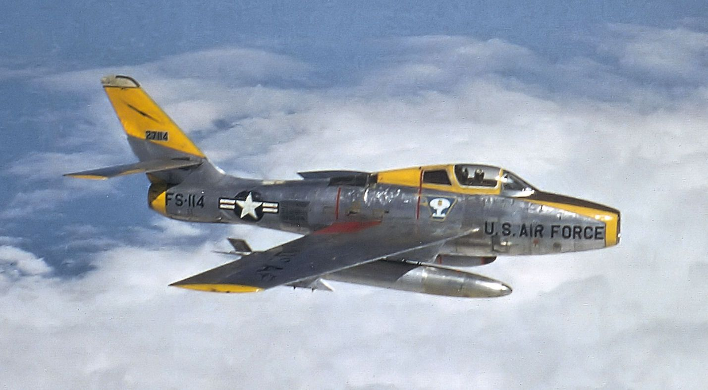 F84F Thunderstreak Google Search Us military aircraft