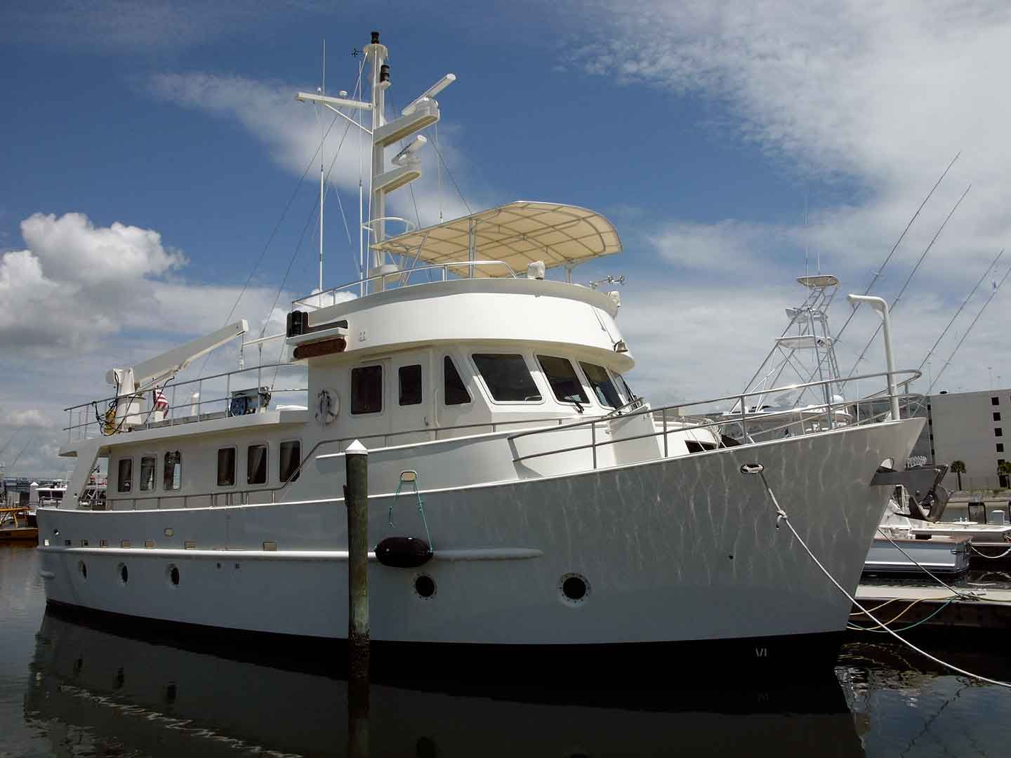 Trawler yachts used trawler yachts craigs list used for Fishing boats for sale craigslist