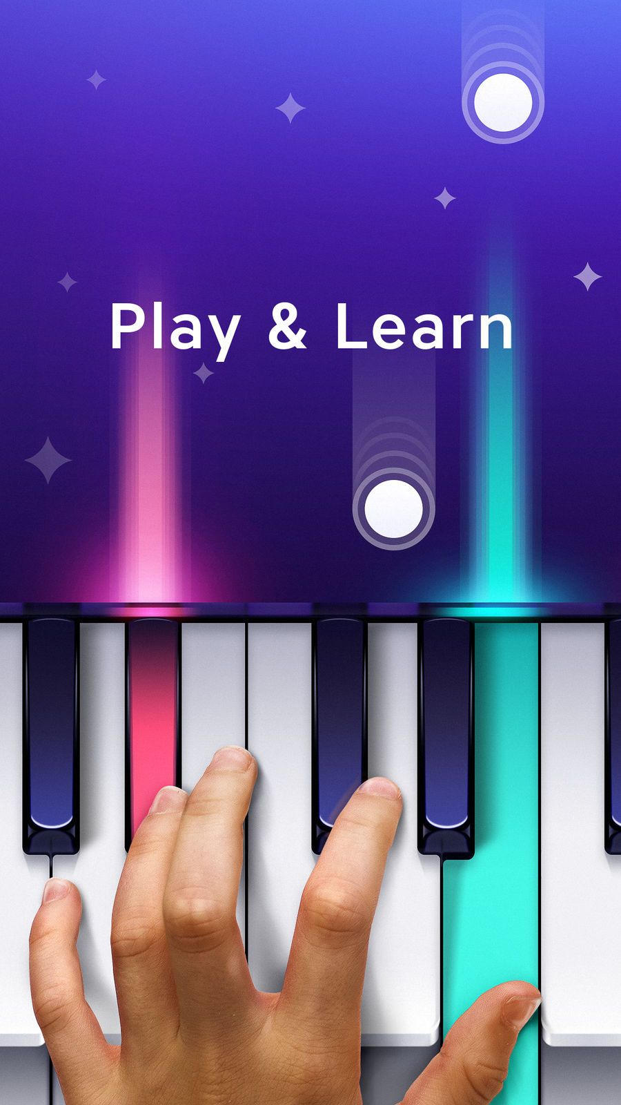 Piano app by Yokee FamilyGamesappsios (With images