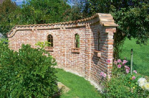 Gardenplaza   Südliches Flair Für Garten Und Terrasse   Mediterran Statt  08/15. Steinmauer ...