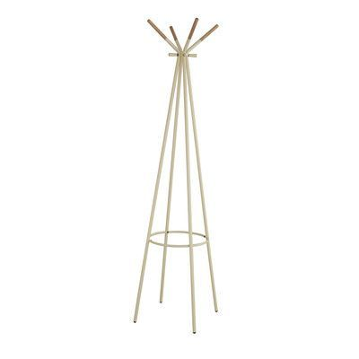 Safco Products Family Coat Rack Tree Color: Cream