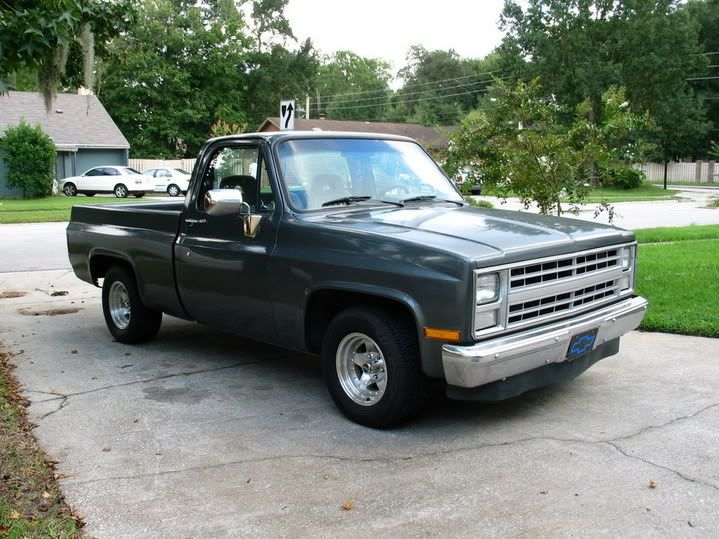 1982 Short Bed Chevy Truck Not My Dream Year But A Good Starting Place Chevy Trucks