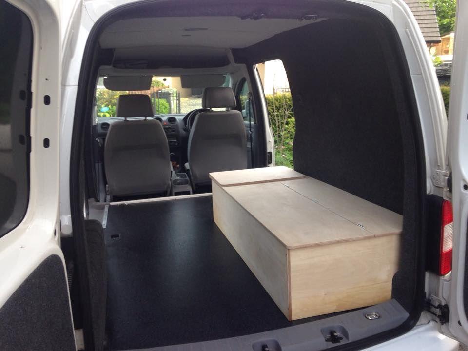 Sis VW Caddy Maxi Conversion