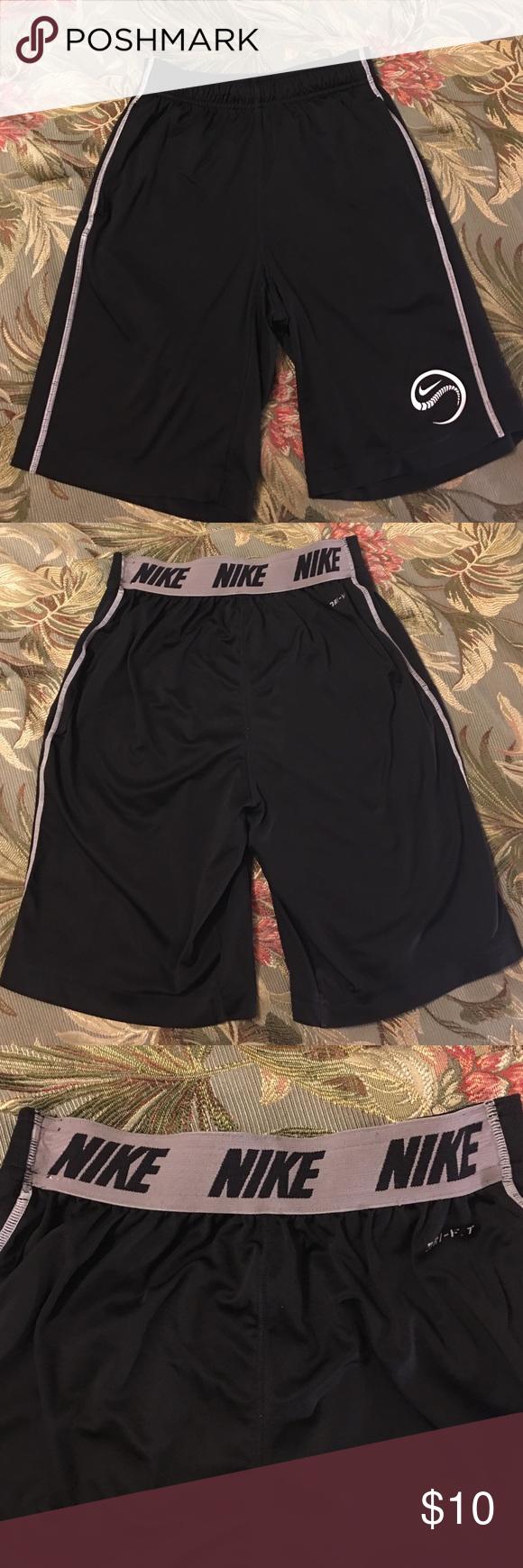 Nike dry fit shorts. Boys medium Nike dry fit shorts. Boys medium Nike Bottoms Shorts