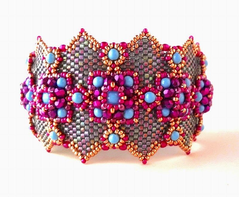 MAPEDE ...Marion´s PerlenDesigns...   B-did Bracelets 5   Pinterest ...