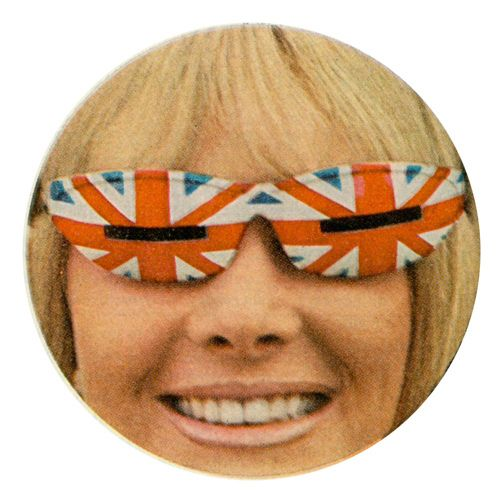 Union Jack Shades, 1966 by MewDeep, via Flickr