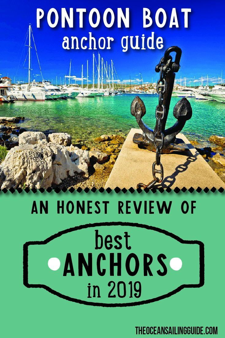 Best Pontoon Boat Anchor Honest Review Of Best Anchors In