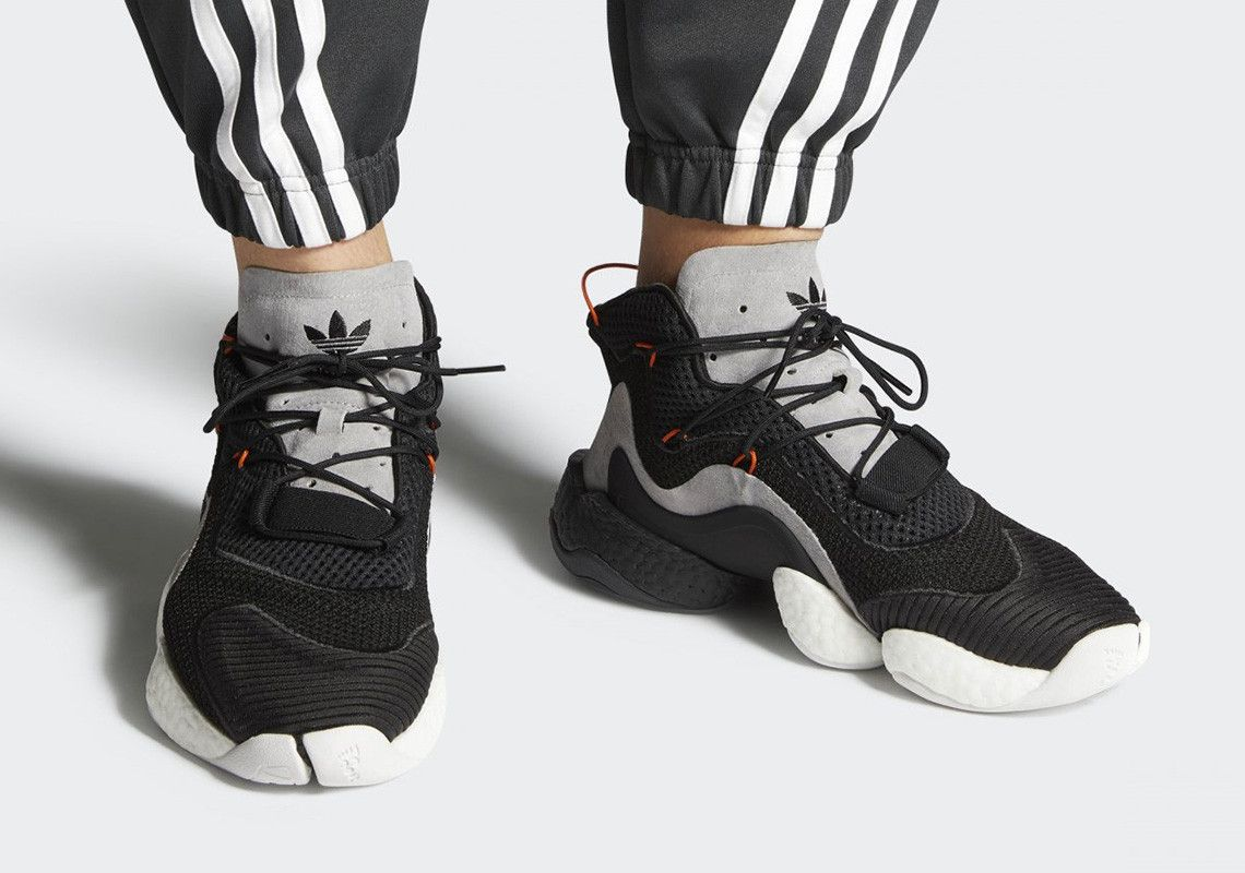 1ab9804b3be9 adidas Basketball s modernized take on the classic Feet You Wear concept is  back with a brand new color scheme. Having originally been introduced in a  ...