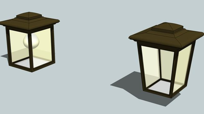 Typical Exterior Wall Lighting 3d Warehouse Exterior Wall Light Wall Lights Outdoor Light Fixtures