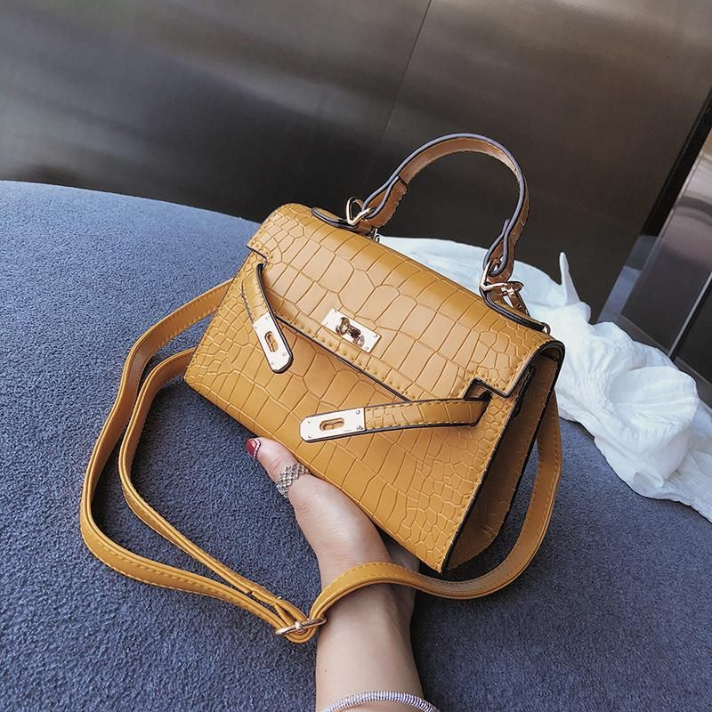 9745c432a7d Women's Designer Handbag 2018 Vintage Fashion New PU Leather Women ...