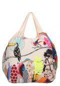 O-MANSION LA SUN - Shopping bag - multi colour