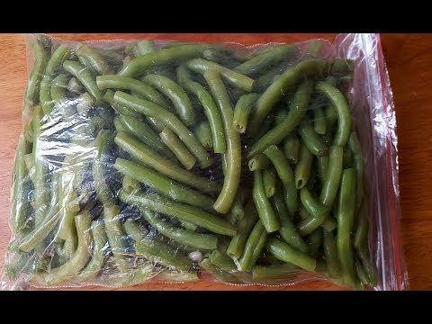 نقدم لكم الطريقة الصحيحة لحفظ الفاصوليا الخضراء لوبيا ماشطو مدة طويلة و تبقى مثل ماهي من مطبخ أم أسيل من تحضير مطبخ ام اسيل المقاد Green Beans Vegetables Food