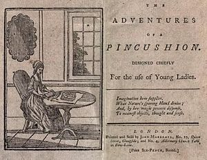 Adventures of a pincushion.jpg  Jemima Placid -> http://www.gutenberg.org/files/37514/37514-h/37514-h.htm#