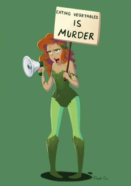 Image result for poison ivy plants is murder