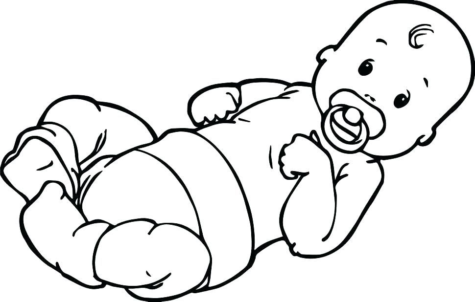 Free Printable Baby Coloring Pages For Kids Baby Coloring Pages Puppy Coloring Pages Coloring Pages For Boys