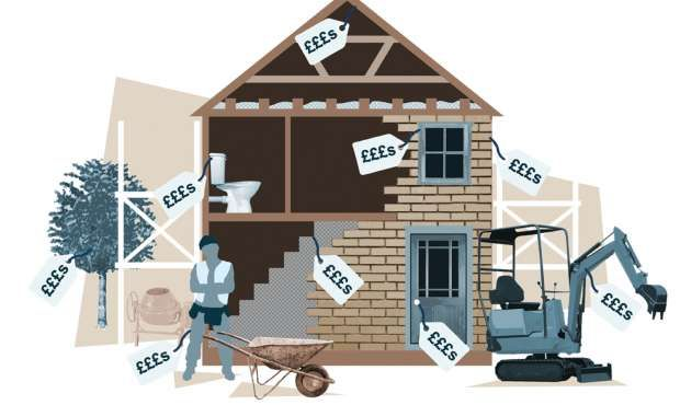 The Hidden Costs Of Self Build Homebuilding Renovating