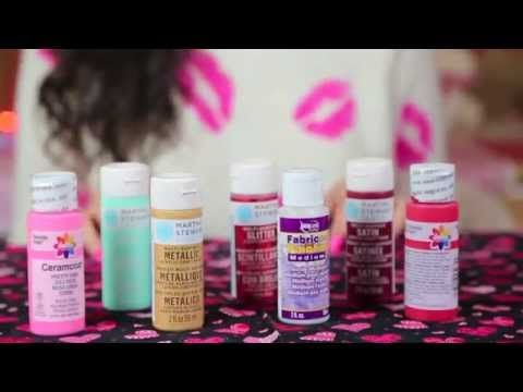 Bethany Mota DIY Room Decorations for Valentines Day more