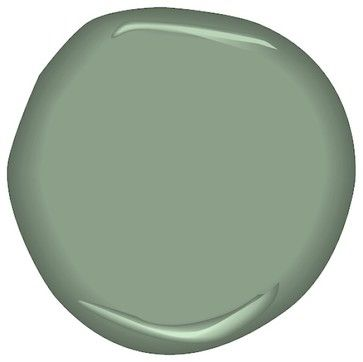 summer's day CSP-780 - paints stains and glazes - Benjamin Moore...front door