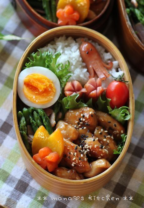 Japanese High School Lunches