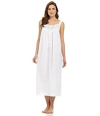 Eileen West Vintage Romance Ballet Nightgown  Dillards  4b0b4f751