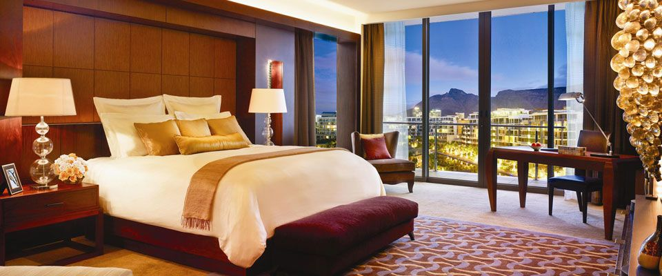 Rooms: South Africa Table Mountain View