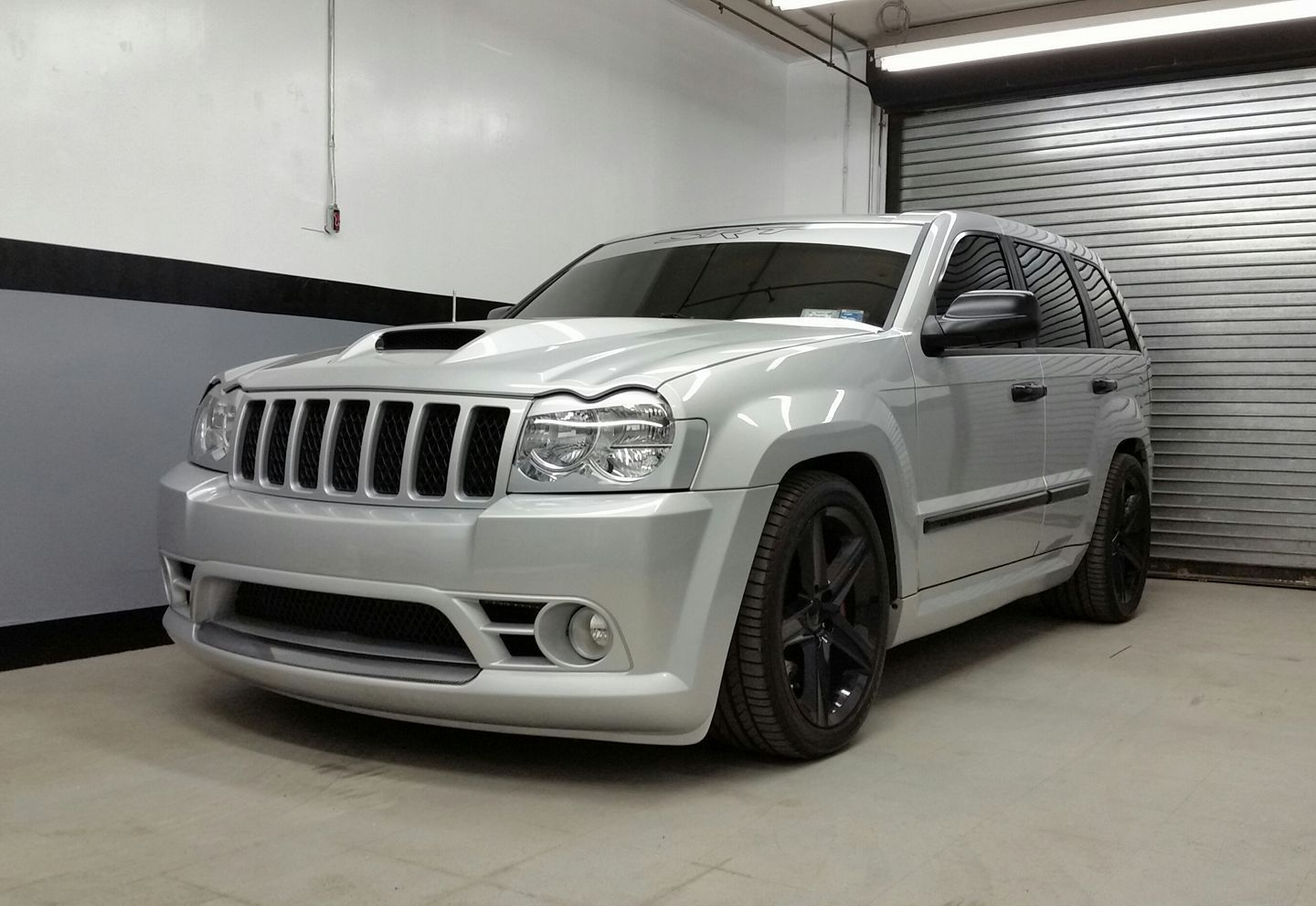 Ebay 2007 Jeep Grand Cherokee Srt 8 Tastefully Modified Custom