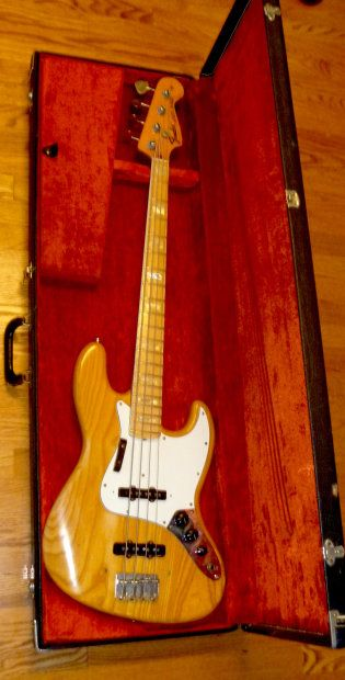 Fender Jazz Bass 3 Bolt 1974 1983 Reverb Fender Jazz Bass Fender Jazz Bass Guitar