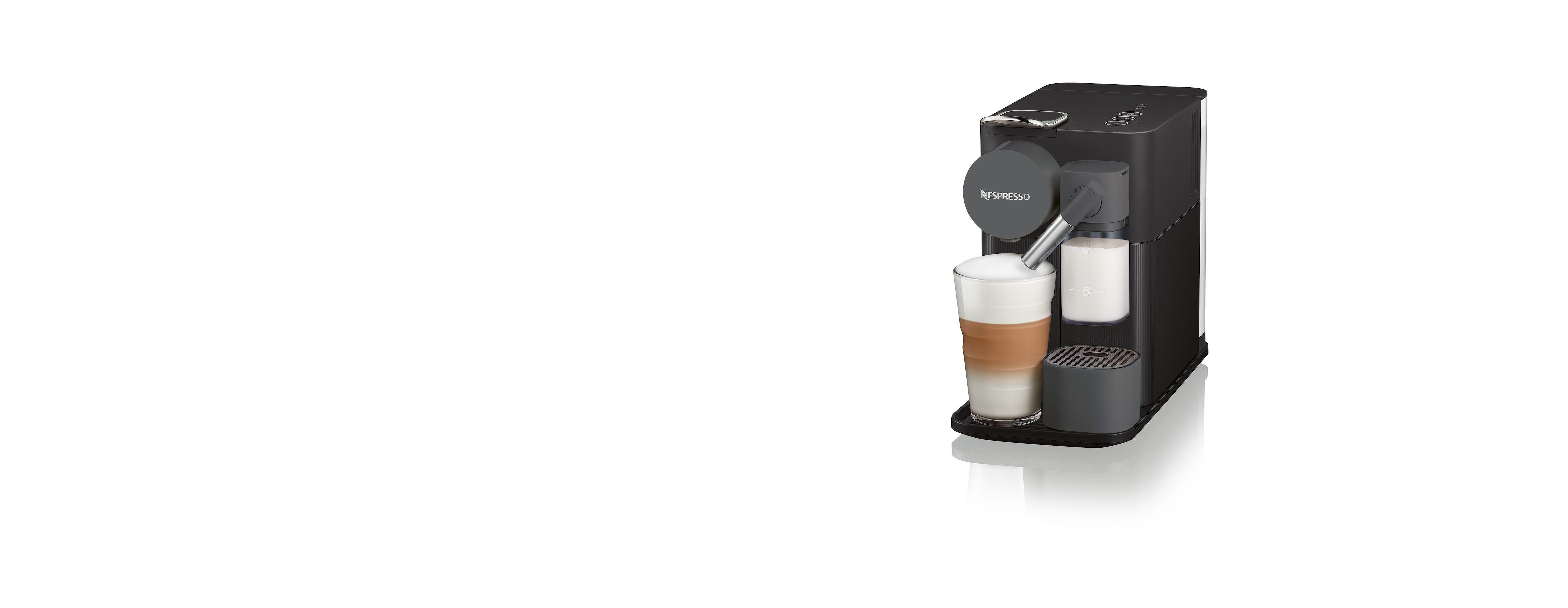 Lattissima One Grey One Touch Latte Macchiato Kaffee Nespresso In 2020 Coffee Machine Nespresso Latte Macchiato Macchiato