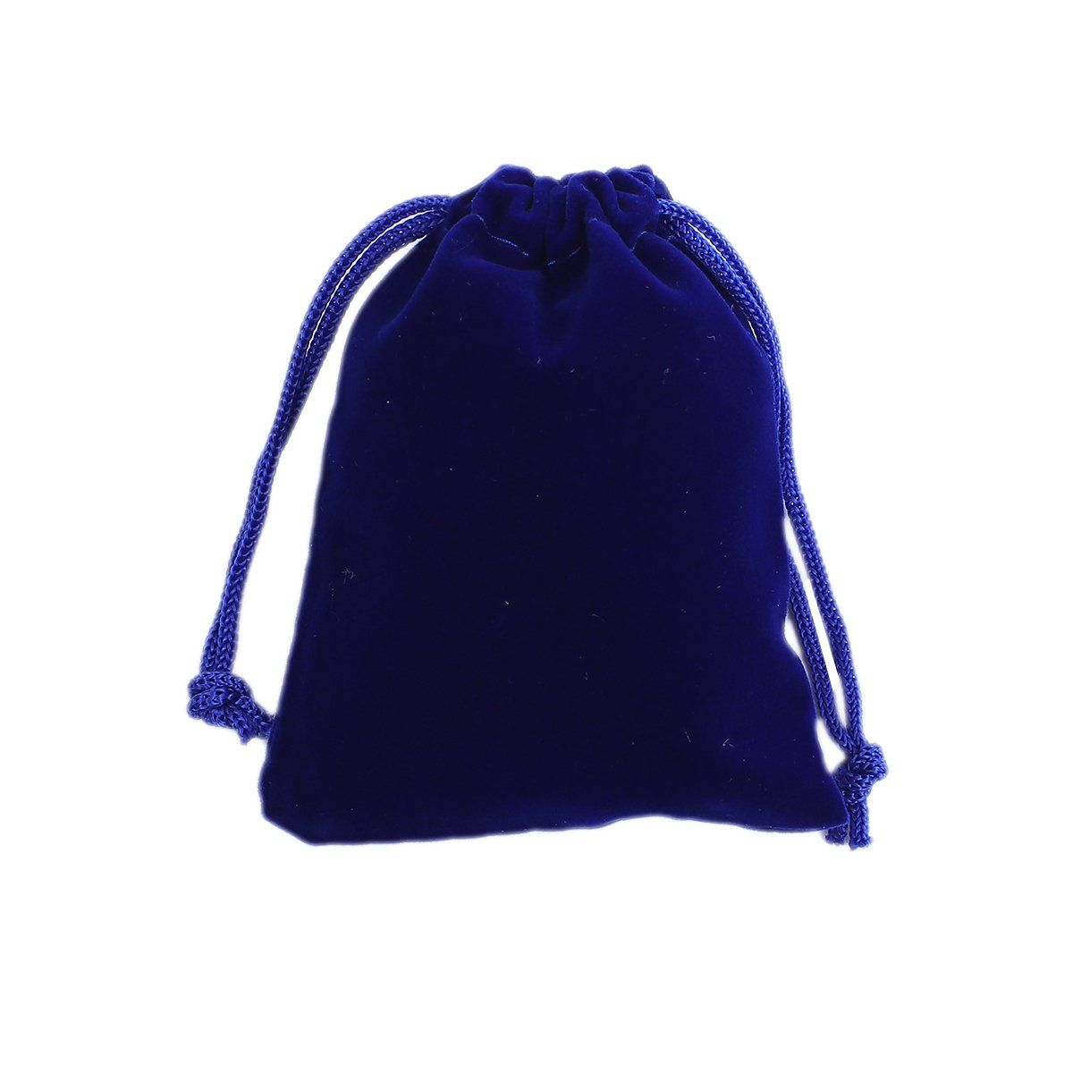 "10 x Velvet Drawstring Bags Jewellery Gift Bag 7 x5/"" Large"