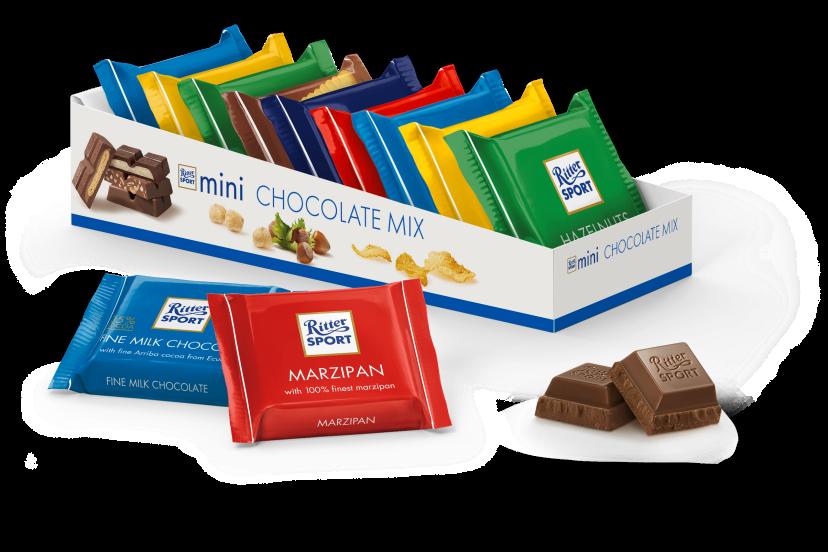 mini Chocolate Mix Chocolate mix, Chocolate, Mini