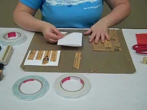 How to Make Washi Tape