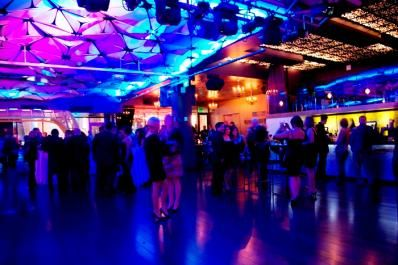 Step Inside The New Conga Room And Revel In An Unmatched Cultural And  Artistic Immersion.