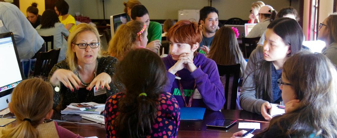 Random Hacks of Kindness, Jr.   Kids Coding for a Cause