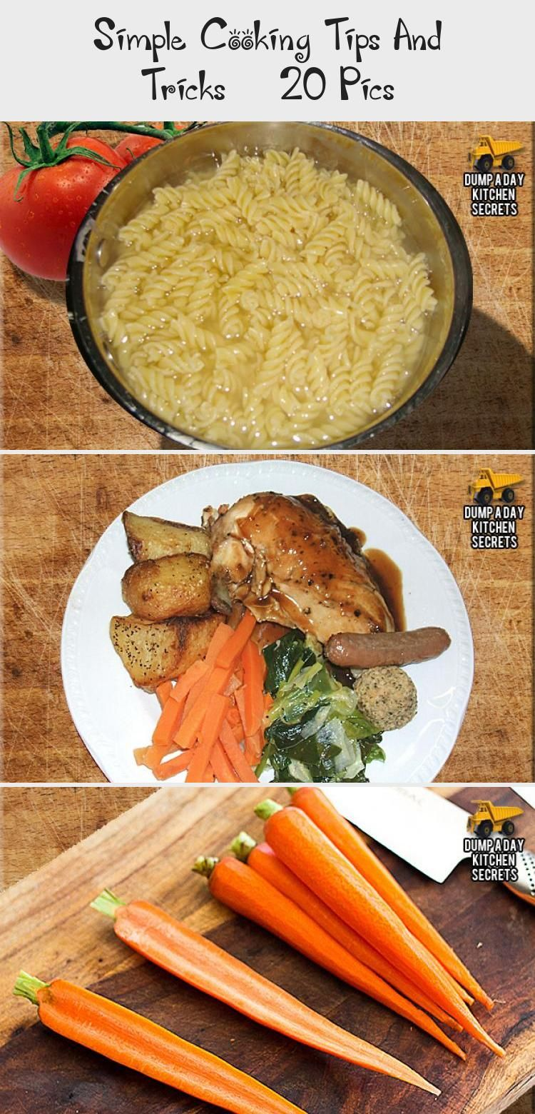 Photo of Simple Cooking Tips And Tricks – 20 Pics – Cooking Tips / Gluten Free Recipe