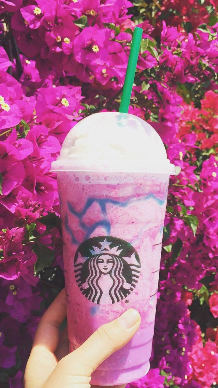 Iphone Iphone Wallpaper Pink Summer Starbucks Starbucks Drinks Starbucks Starbucks Coffee Drinks
