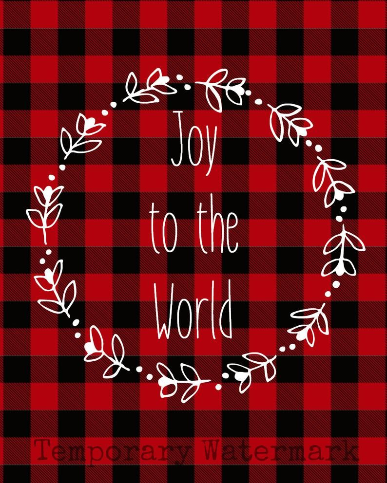 Image 5 Buffalo Plaid Christmas Christmas Facebook Cover Christmas Picture Background