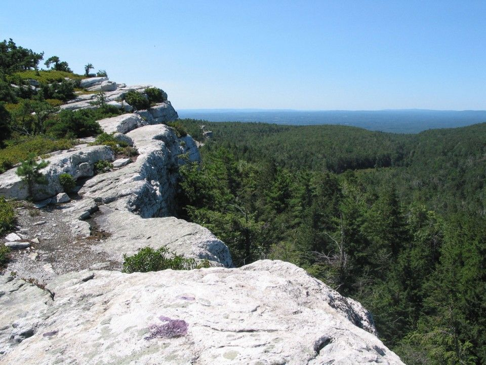 Minnewaska State Park Preserve: Hiking, swimming, camping and more information | NewYorkUpstate.com. Swimming hole.
