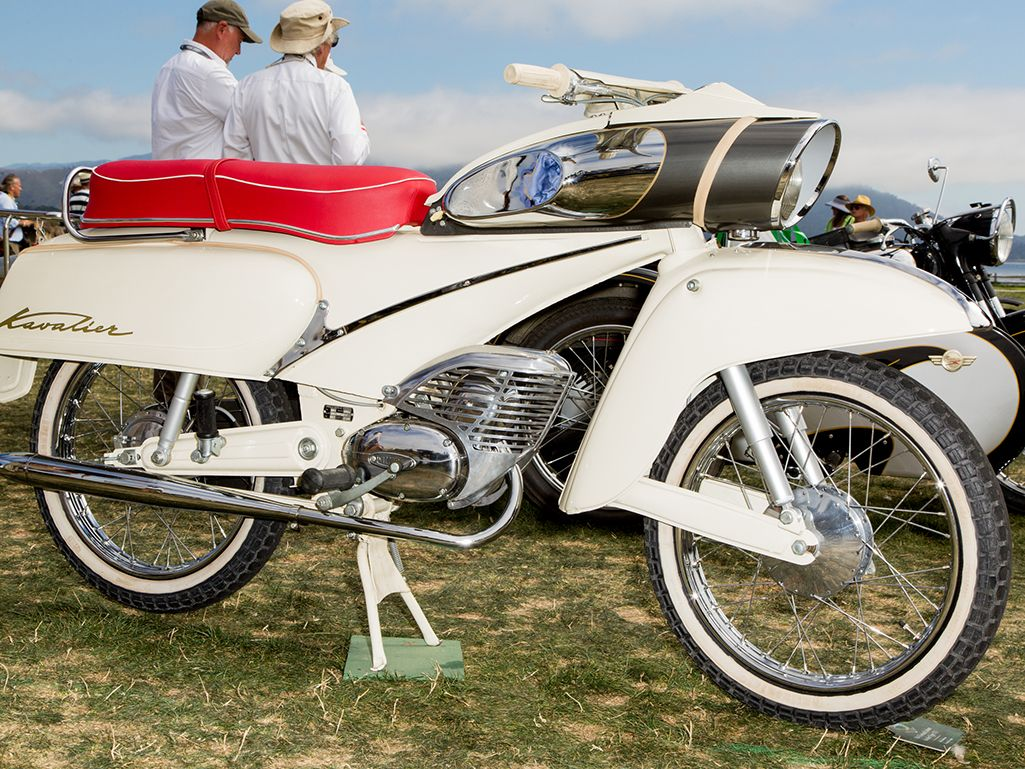 The Funky, Sometimes Impressive Motorcycles of Communist