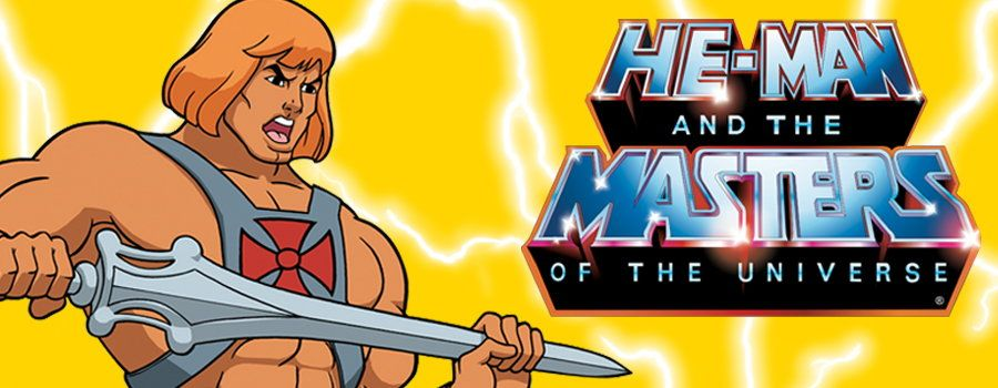 He Man And The Masters Of The Universe Filmster Keys Art