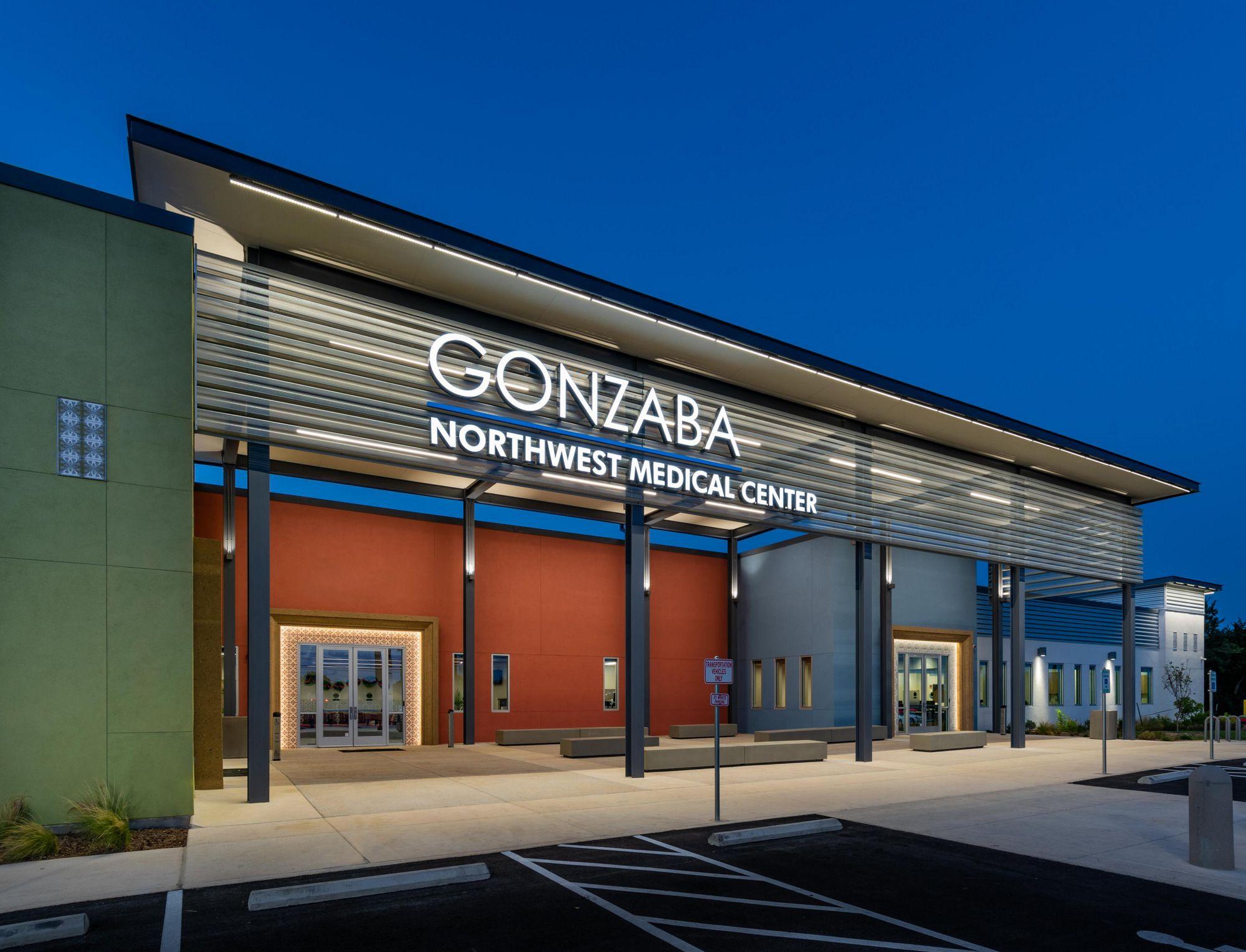 Gonzaba Medical Group Northwest Clinic Architect Architect Design Medical