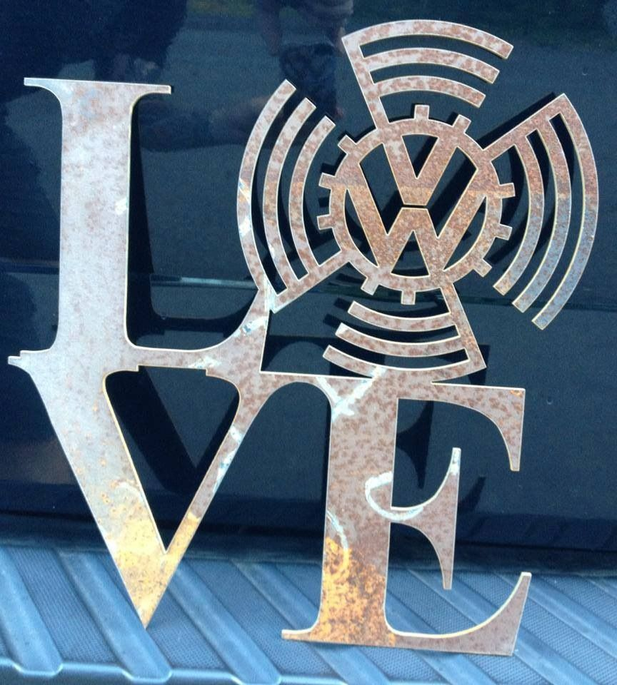 kdf love emblem das vw emblems vw emblem hot vw wheels   bus