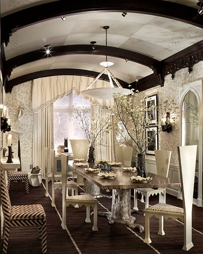 Gothic Style Interior Design learn from the past: has the history of interiors influenced