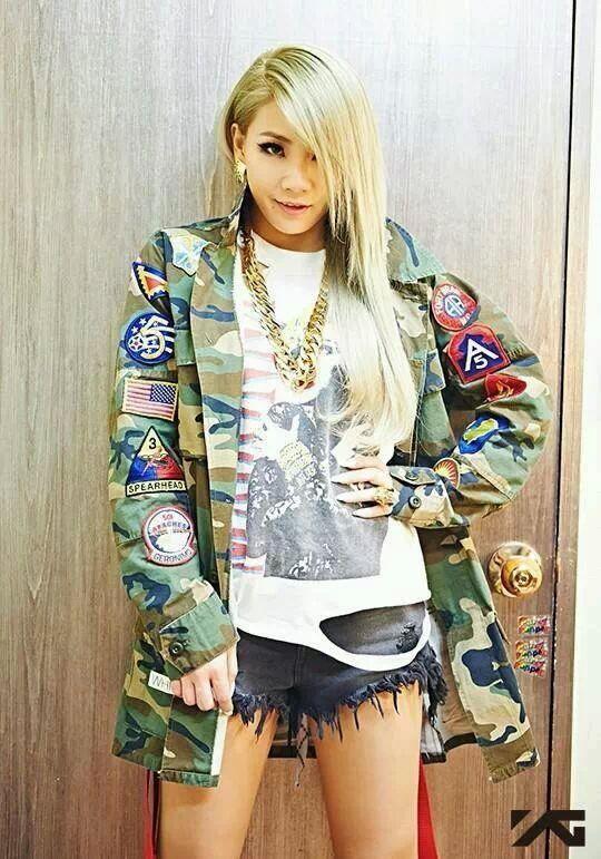 Pin by Nayanae on CL   2ne1, Kpop fashion, Kpop girls