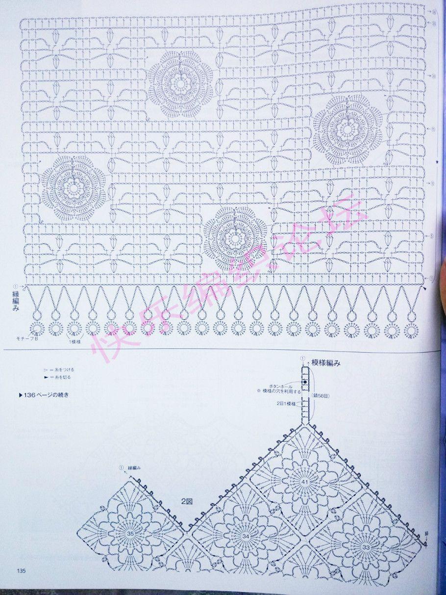 毛线球 2013 夏 158  (增加部分图片) - 沫羽 - 沫羽编织后花园