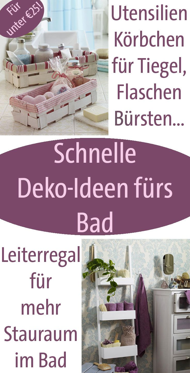 Bad Deko Selber Machen Deko Bad Deko Bad