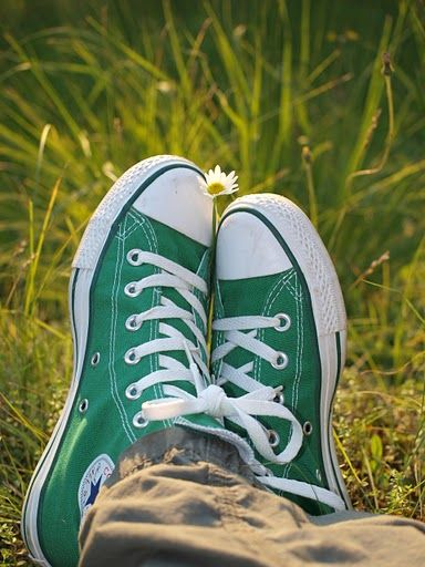 6f37b9f07f5c Green converse...need some for Cy...and red ones and royal blue ones ...