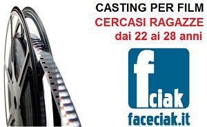 Cercasi attrici da 22 a 28 anni per progetto cinematografico. Info: http://www.faceciak.it/archives/8159 #casting #faceciak